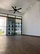 Tanjung court , ayer itam poolview fully renovated 1 fix car park