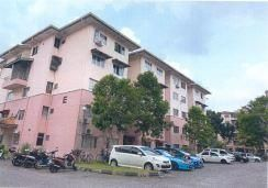 Mawar Apartment in Taman Sutera, Kajang, Selangor