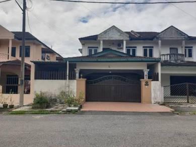 Chemor Indah Semi D Double Storey House