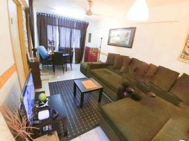 UNIT TERJAGA Di Apartment Putra Damai, Presint 11, Putrajaya