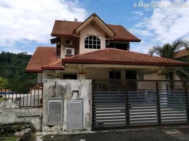 2.5 Storey Detached House In Taman Bukit Templer, Rawang, Selangor