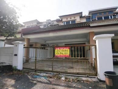 22x70 2 Storey House for SALE in Kampar 248k 2层排屋出售