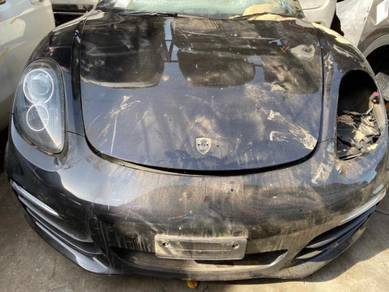 Porsche Boxster 981 2.7 Engine Gearbox Body Part