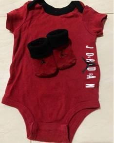 Air Jordan Baby jumpsuit