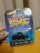 Hot Wheels HW Toyota 1987 Back To The Future