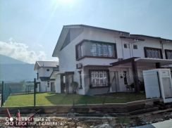 RM500 BOOKING FEE | 1.5 Storey Link House Proton City Tanjung Malim