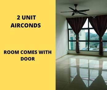 [LOW FLOOR][MUST VIEW]Vista Alam Studio Sek 14 Shah Alam PKNS AVISENA