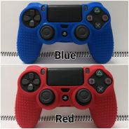Ps4 Controller Silicone Soft Case Red & Blue