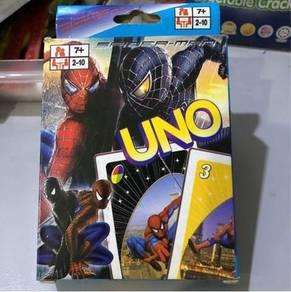 Uno Spider Man
