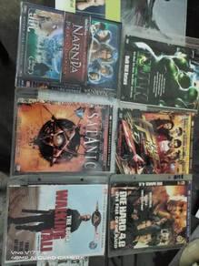 DVD English Movies