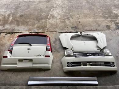 Mira Avy RS 07 Bodypart Complete Body kit for Viva