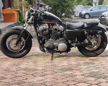 2010 Harley-Davidson Sportster 48