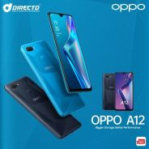 OPPO A12 (4GB RAM/64GB ROM/4230 mAh/MYset)