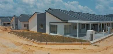RESIDENSI GAMBANG 3 Rumah Teres Satu Tingkat Murah KUANTAN