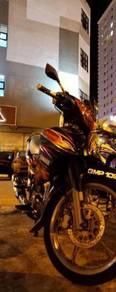 Yamaha Lagenda 110Z
