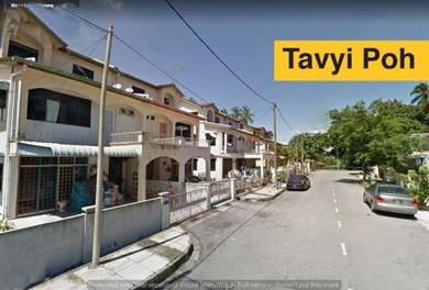 Taman Ara Indah Two and Half storey semi-detached at sungai ara