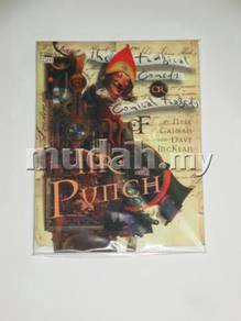 MR. PUNCH graphic novel by Neil Gaiman