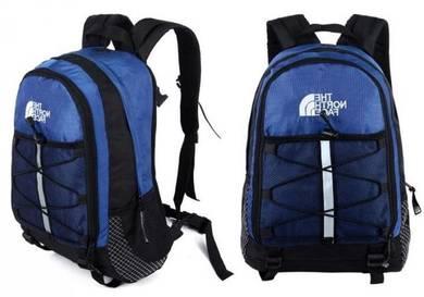 Ben Camping Bag Travel Hiking 35L Backpack (Blue)