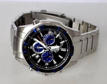 Watch - Casio EDIFICE EFR534D-1 - ORIGINAL