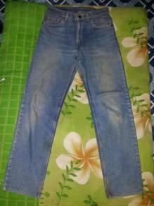 Vintage vtg Levis Levi's 505-0217 USA Jeans
