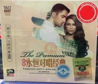 IMPORTED CD European & American The Premium Duet