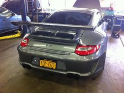 Porsche Carerra 997 GT3 Rear Bumper