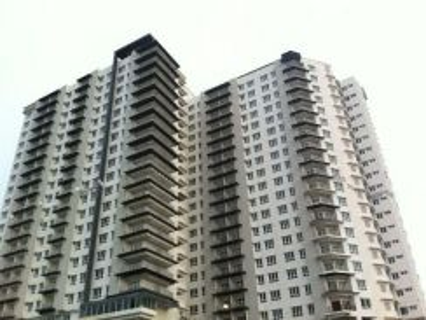Seri Puteri Condo, Bandar Sri Permaisuri, Corner Unit Extra Balcony