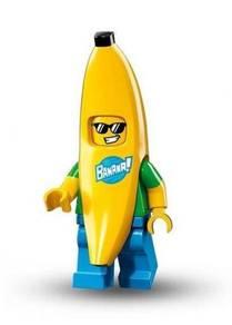 LEGO 71013 Minifigures Series 16 Banana Guy