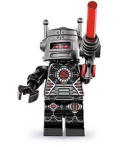LEGO 8833 Minifigures Series 8 Evil Robot
