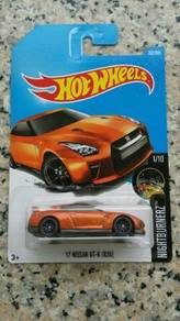 HotWheels Nissan GT-R(R35) Orange