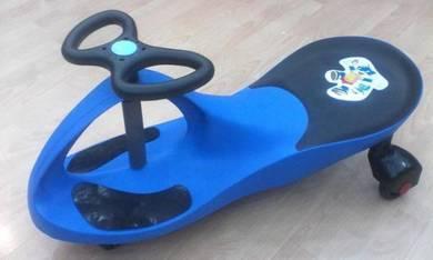 Blue Yoyo Car for Kids Yoyo car untuk kanak2 Jb
