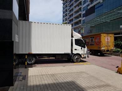 Lori sewa lorry pindah rumah angkat barang