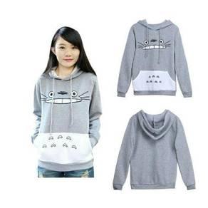 Totoro hoodies