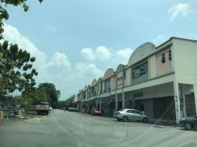 Jalan Industri Mas, Taman Mas Sepang, puchong