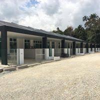 1 Storey Terrace House Taman Soi Permai , Sg Soi