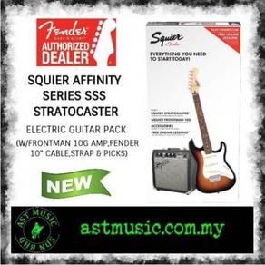 Fender Squier Affinity SQ10G Guitar Pack