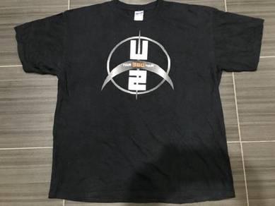 U2 tour 2011 tee shirt