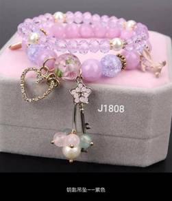 Roman Charm Bracelets J1808