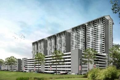 Aspire Residence Cyberjaya (New Condominium) 100% loan + CASH BACK