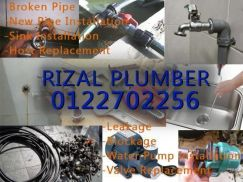 Pipe Services and Plumbing Seremban Plumber