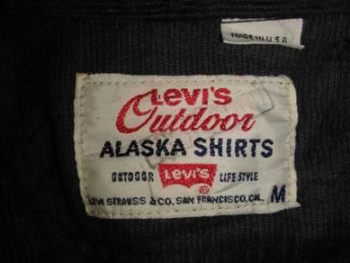 Vintage levis coudroy cranbry style