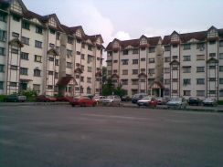 Rapis Apartment Country Homes Rawang