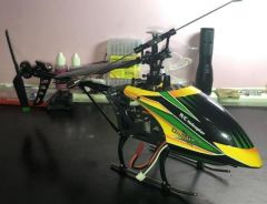 Rc helikopter v912