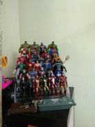 Action figures avengers