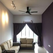 Fully Furnished and Renovated Homestay Condominium