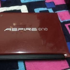 Notebook aspire one D255