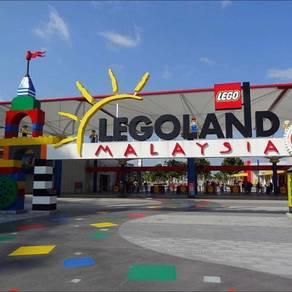 Johor Theme Park Voucher