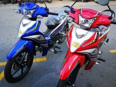 Honda Alpha 110 ( PROMOTION) Cash Rebate
