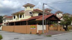 Ipoh semi-d ,fully renovated