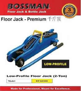 BOSSMAN BTA82001 2 ton low profile floor jack
